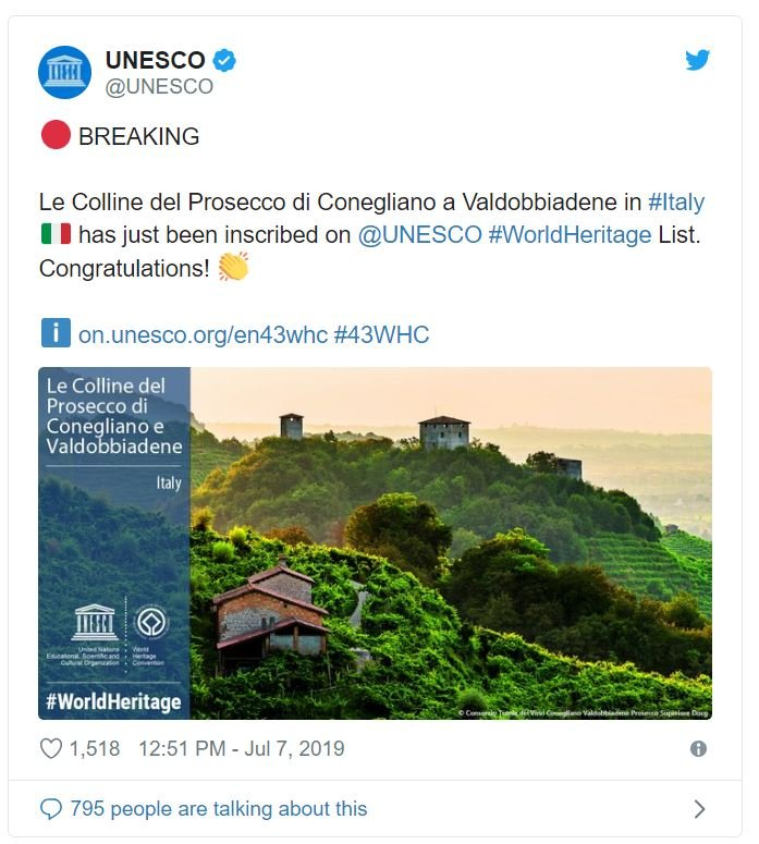 Prosecco Hills awarded Unesco World Heritage status.JPG