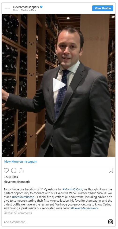 Watch this video Q&A with Eleven Madison Park's Wine Director.JPG