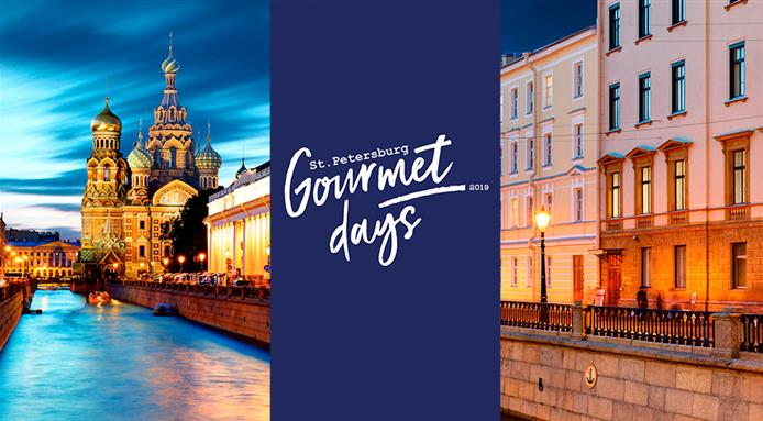 gourmet days st petersburg 2019: what's on and what's new