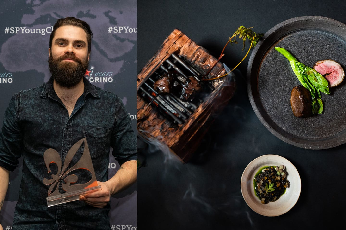 James Bond Kennedy Acqua Panna Award for Connection in Gastronomy Pacific Final 2019