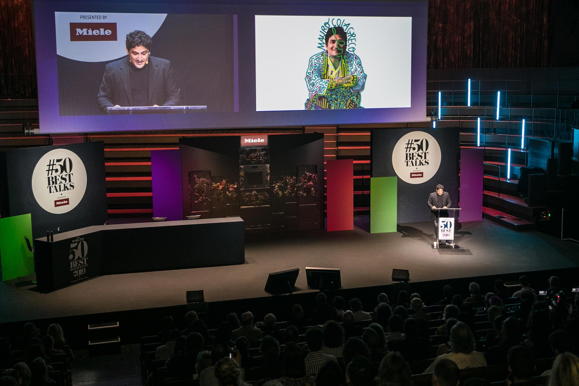 #50 Best talks Paris