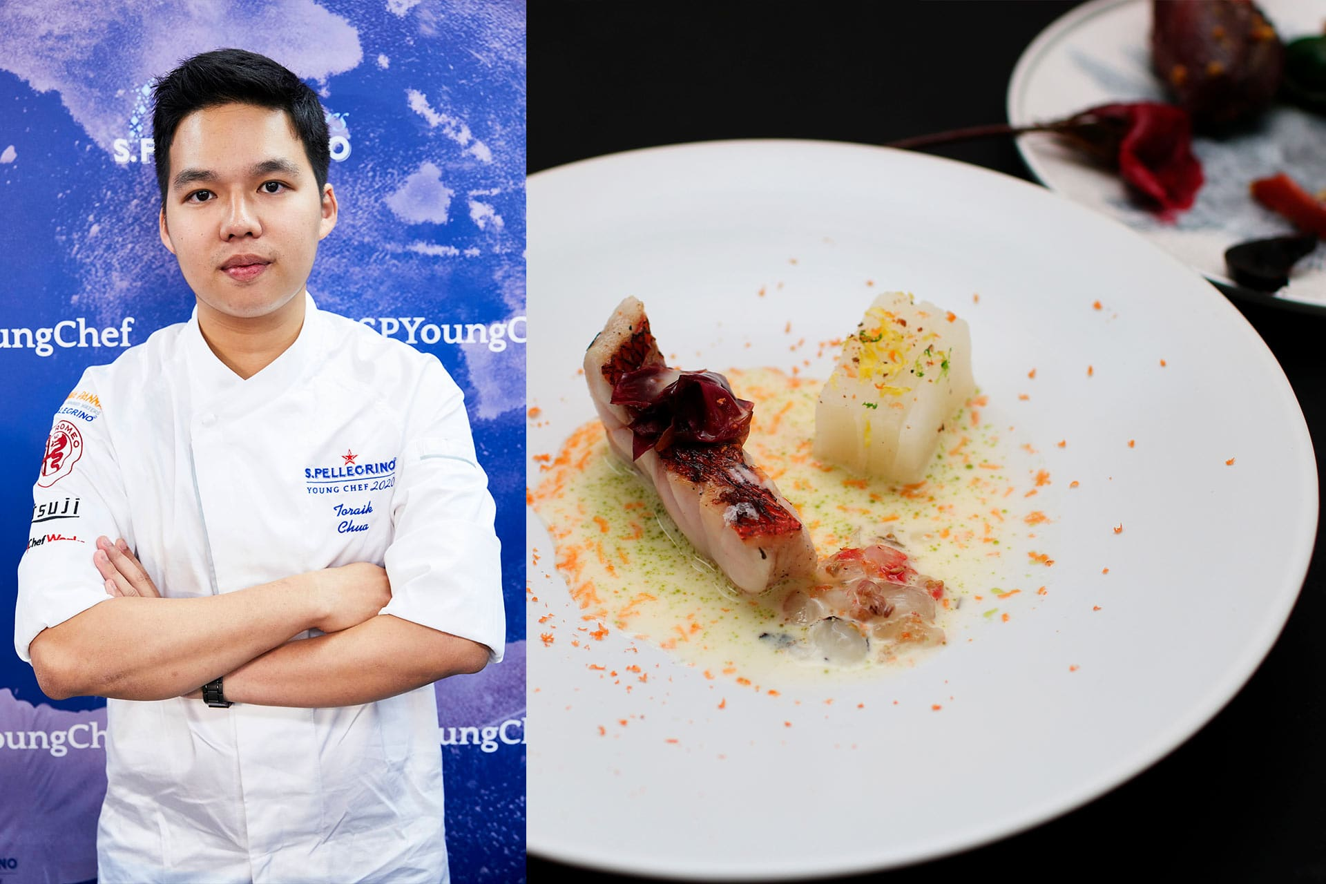 Chua Tor Aik_winner of Acqua Panna Award for Connection in Gastronomy