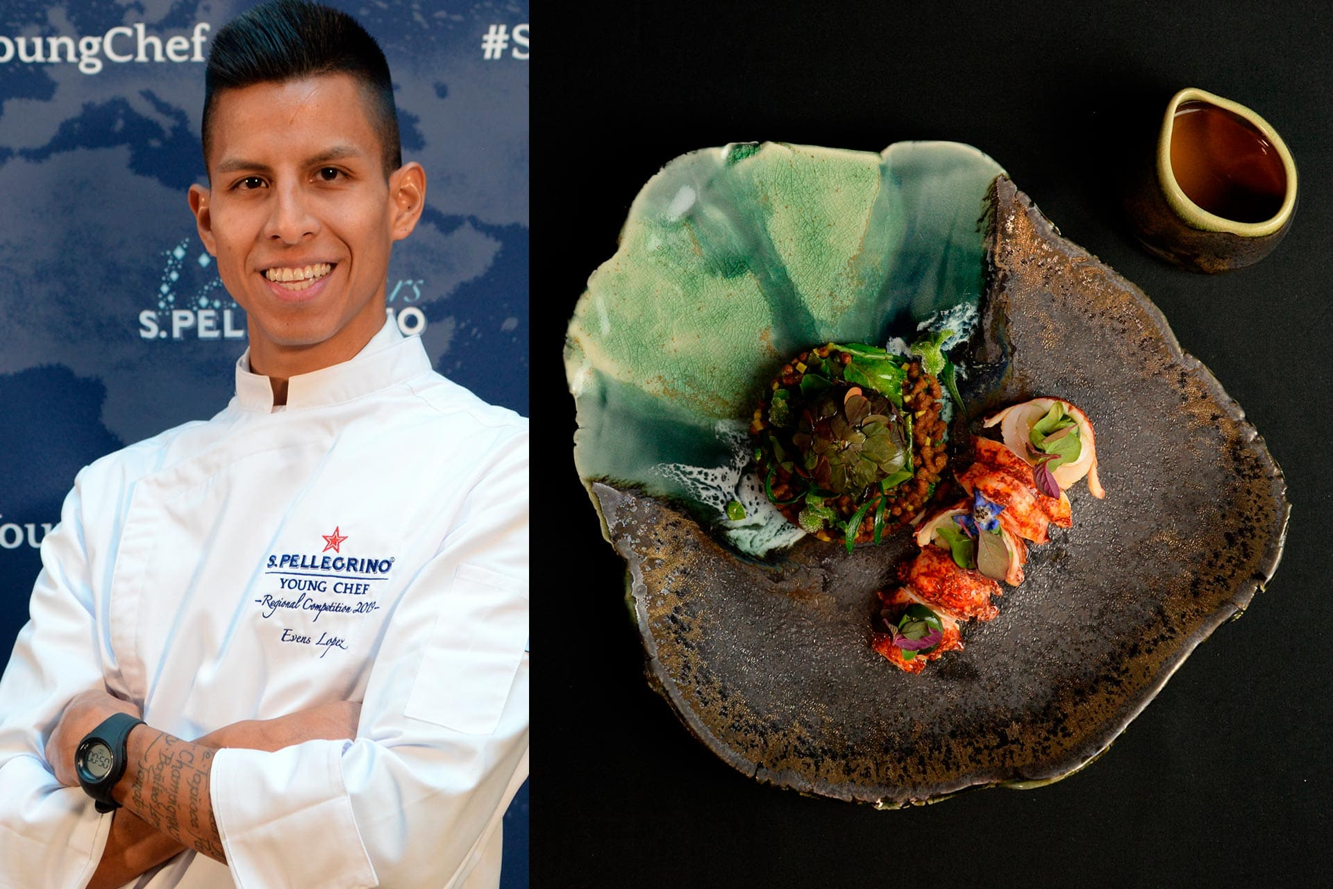 Evens-Lopez_Fine Dining Lovers Food for Thoughts Award 2019