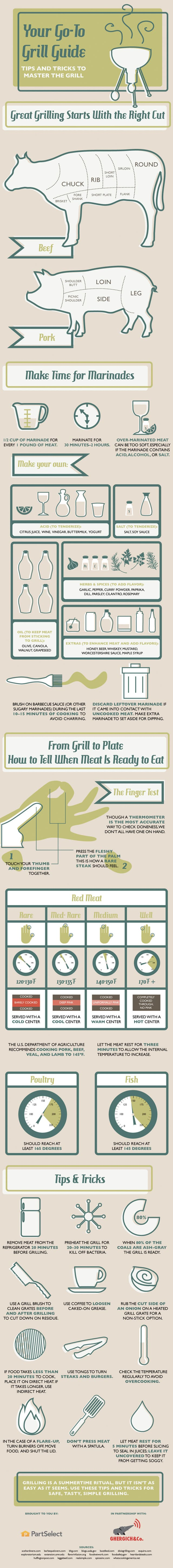your goto grill guide tips and tricks to master the grill