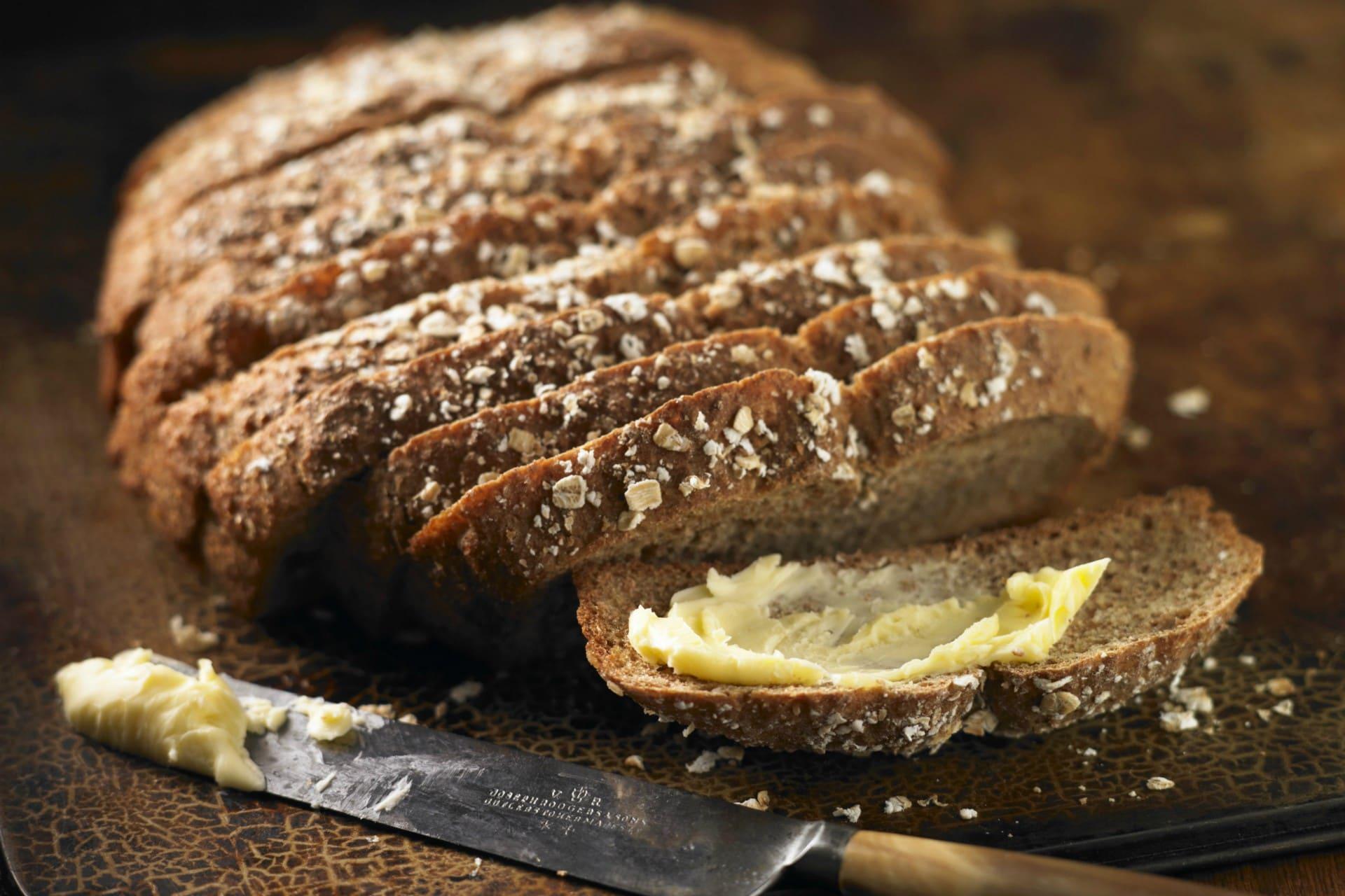 pain sans levure