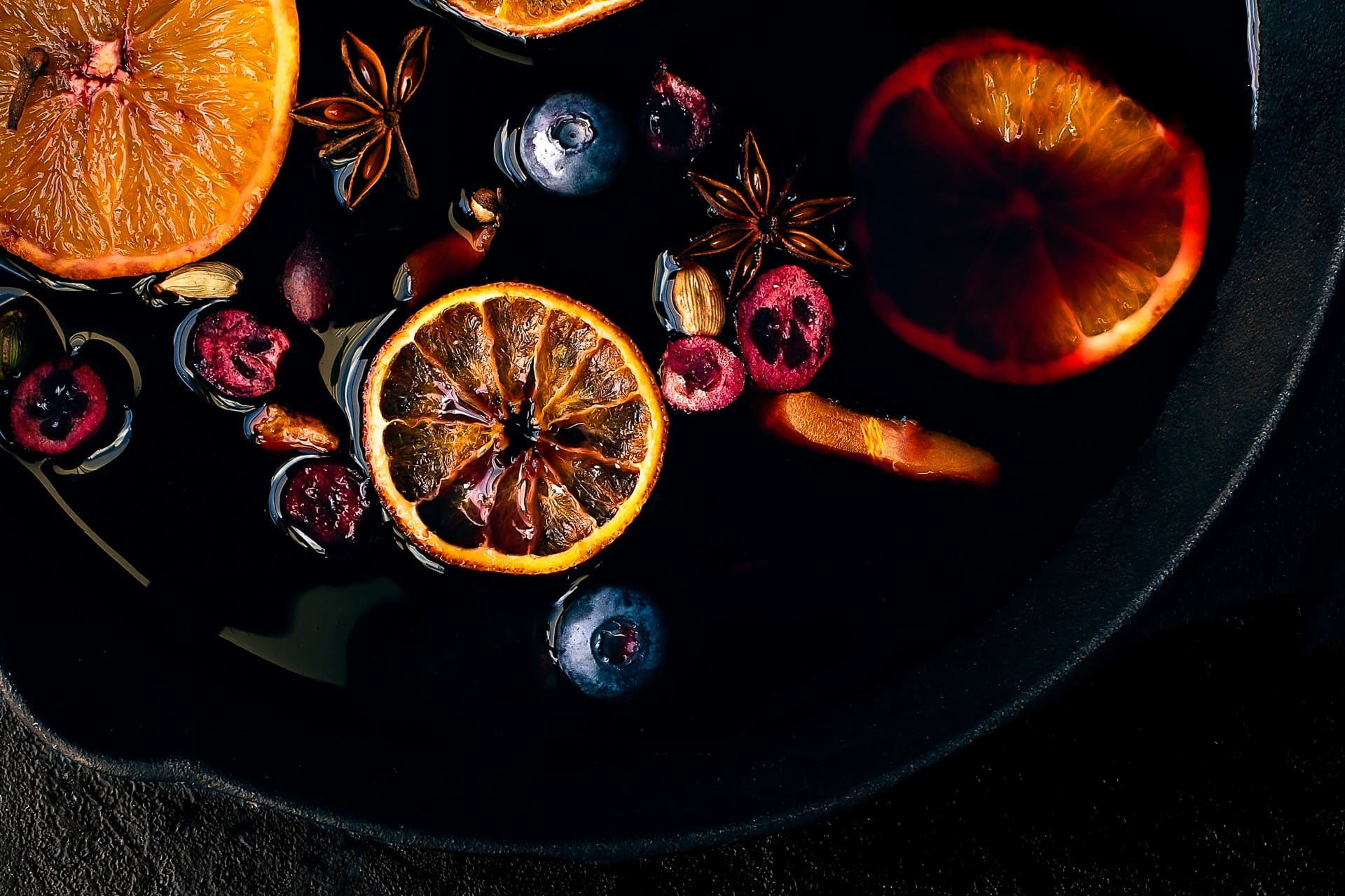 Young 11-14 - Mulled Wine by Alex Forbes