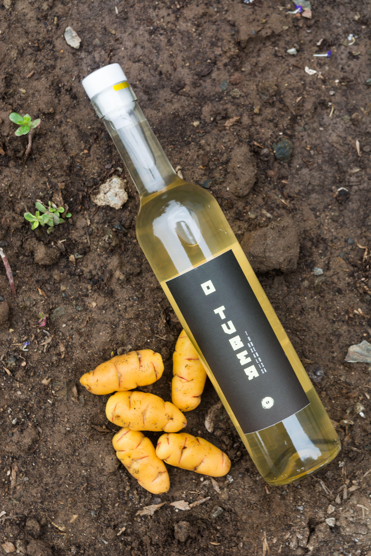 vin pommes de terre