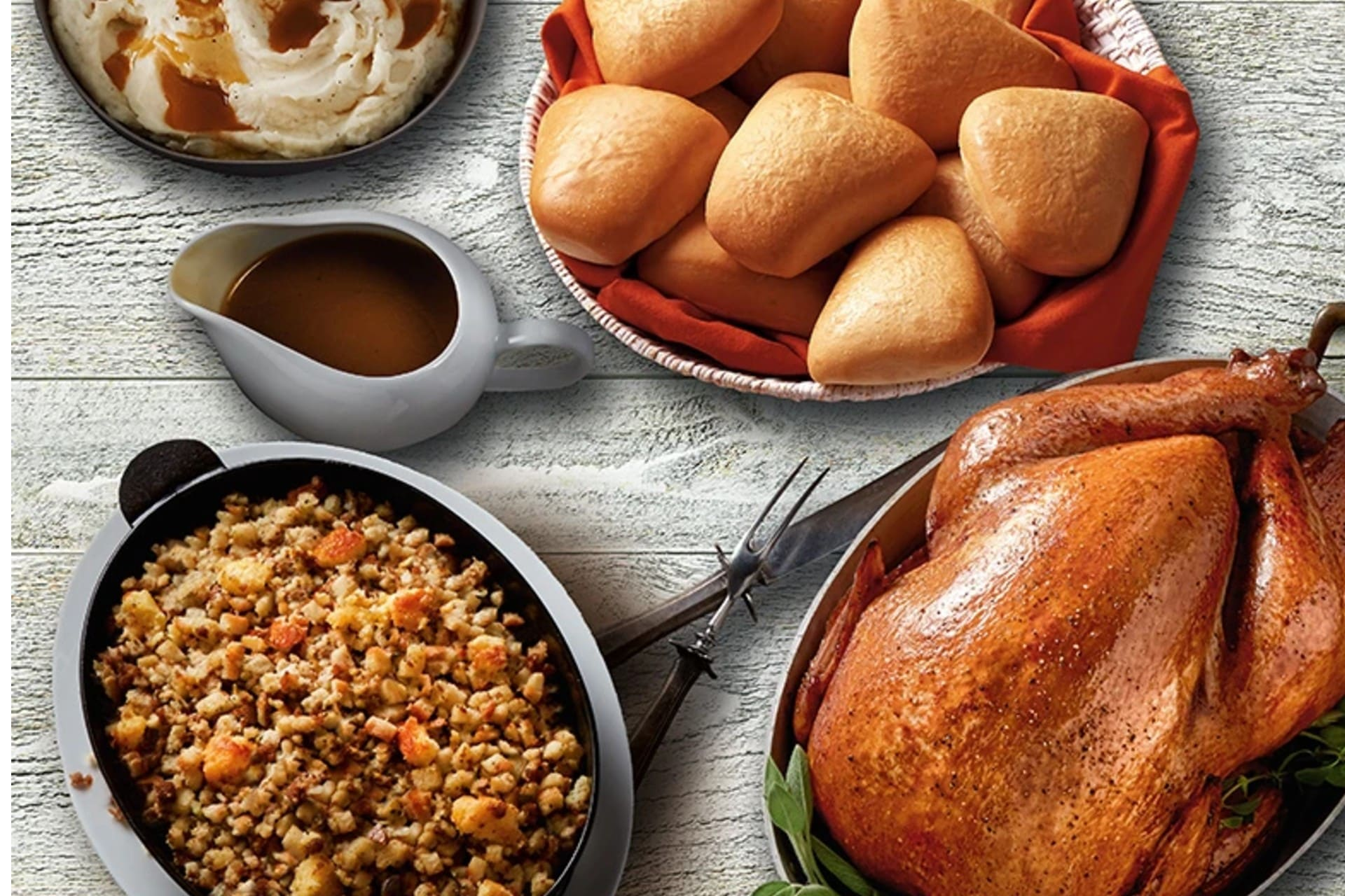 Boston Market Christmas Dinner Delivered
