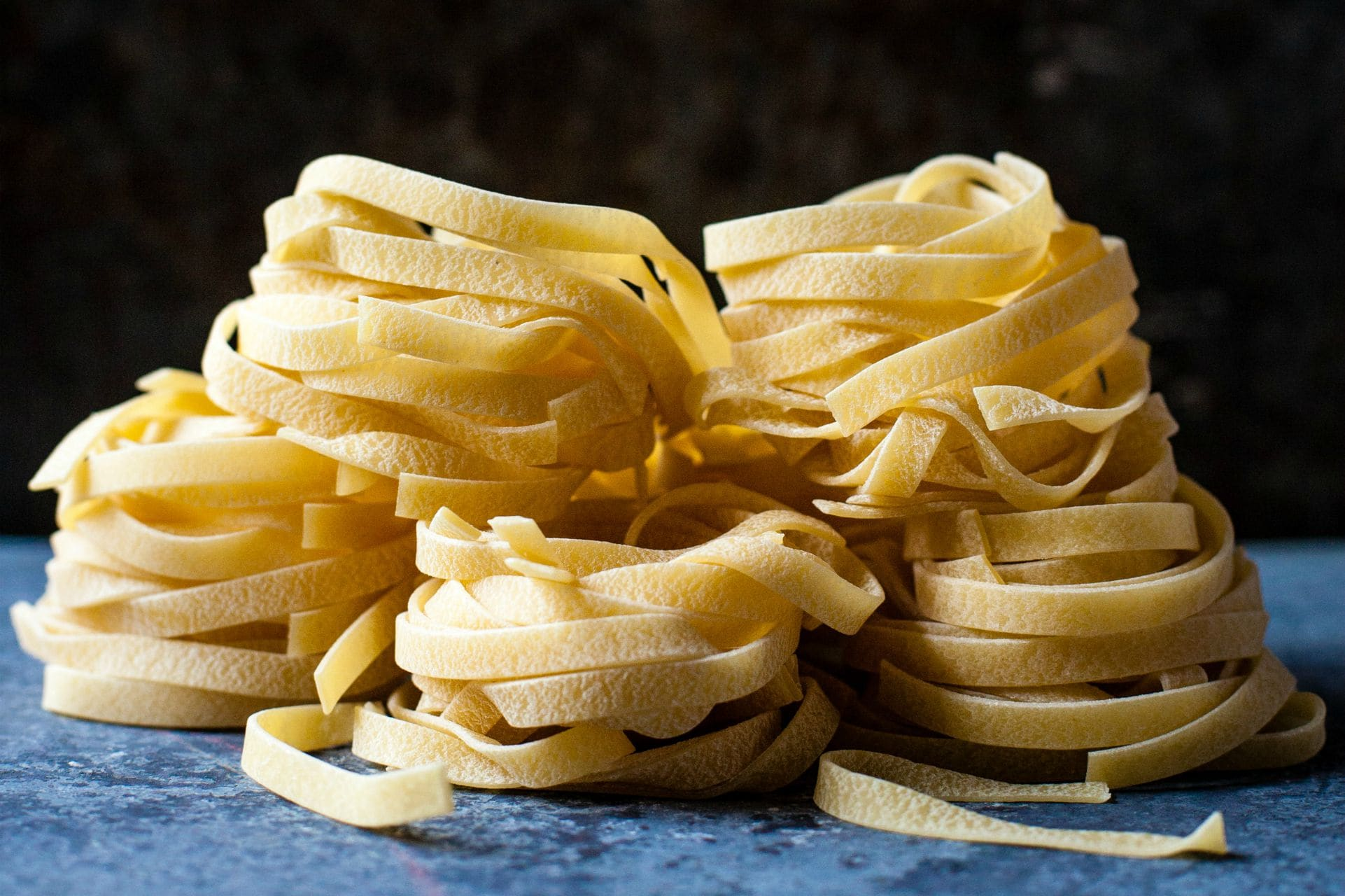 Tagliatelle_Types of Pasta