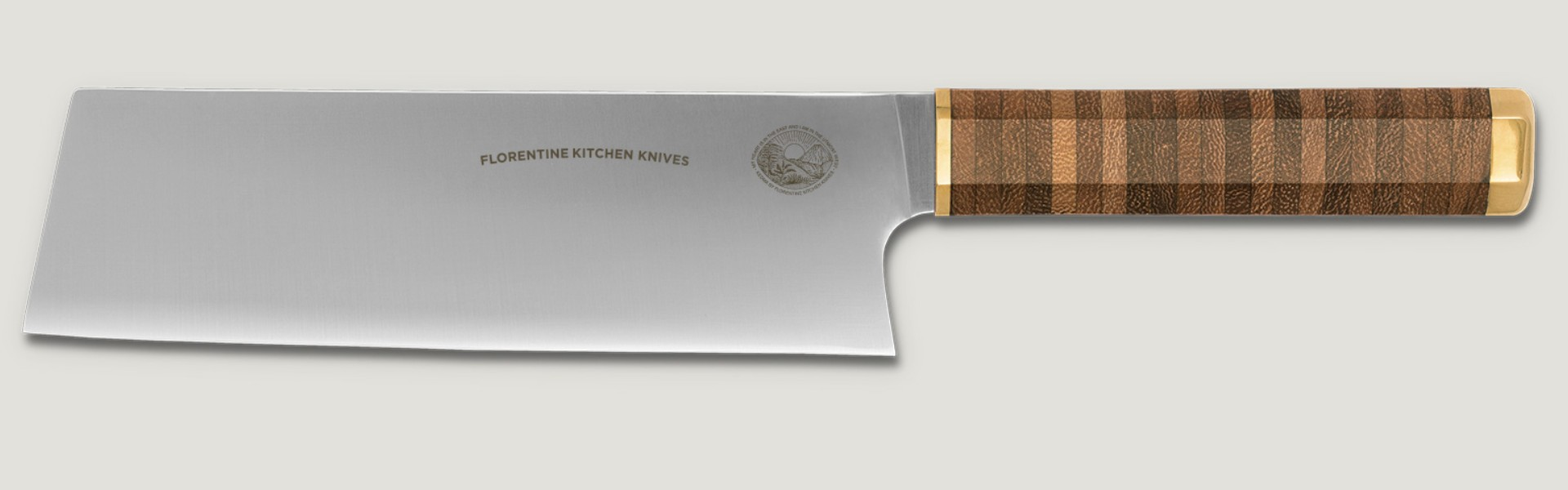 Florentine Kitchen Knives KEDMA Nakiri