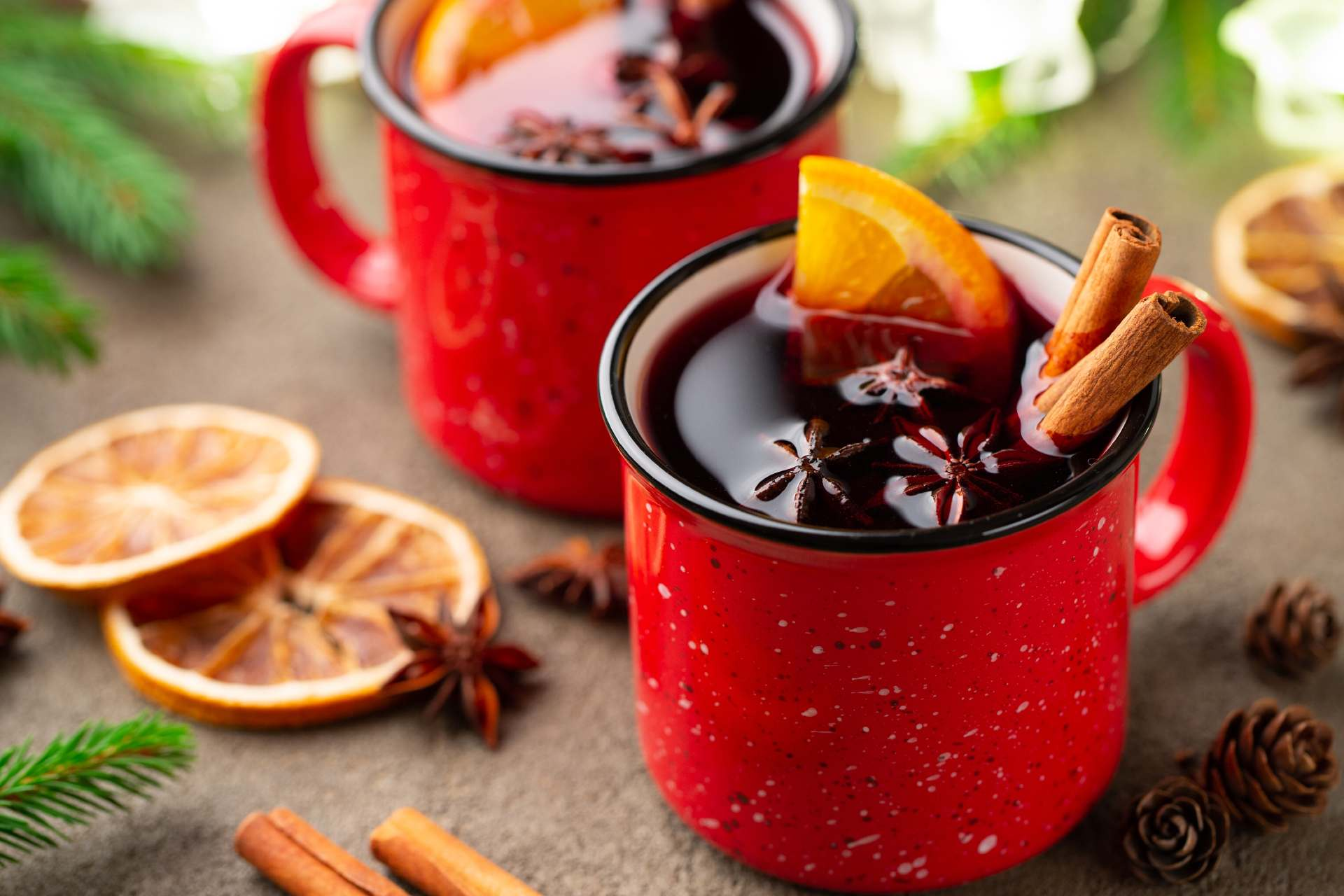mulled wine ©iStock