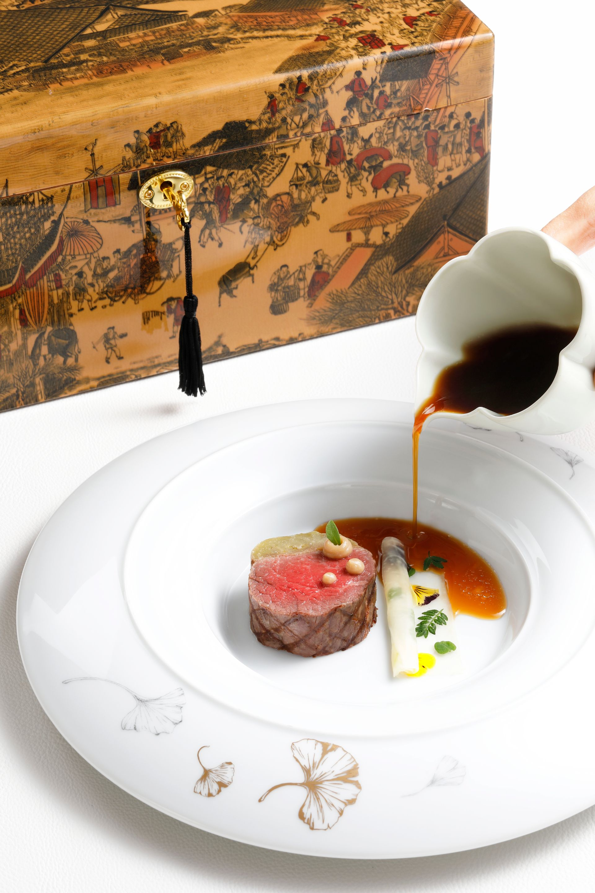 TATE Dining Room_ODE TO MAYURA BEEF