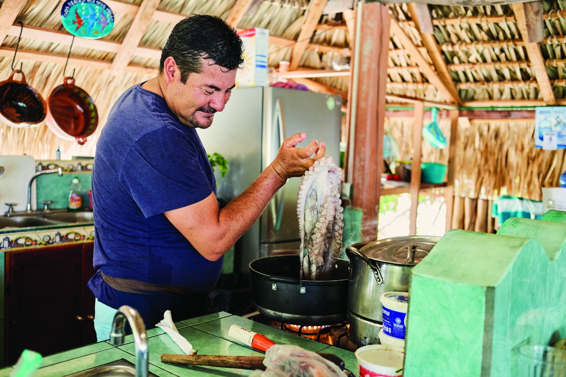 Alejandro Ruiz The Food of Oaxaca
