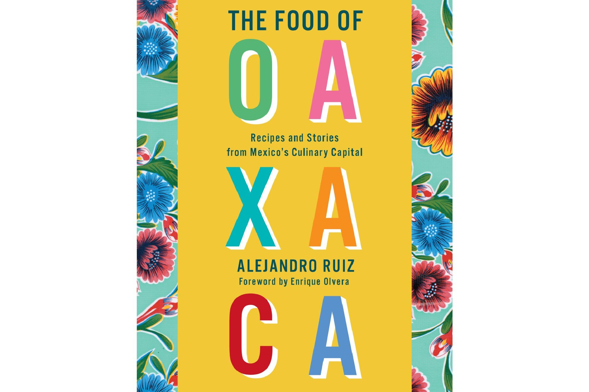 The Food of Oaxaca