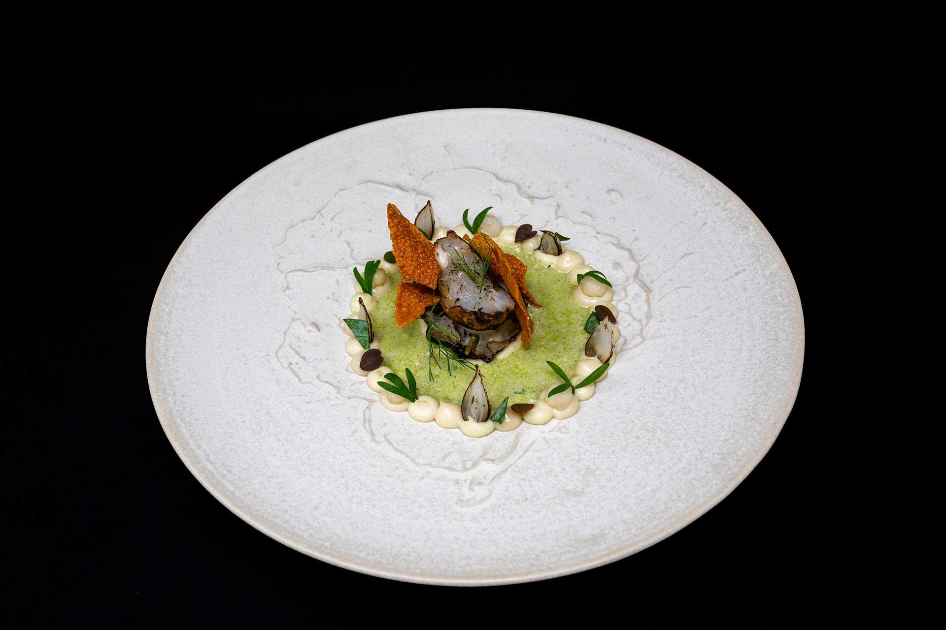 Krzysztof Konieczny signature dish