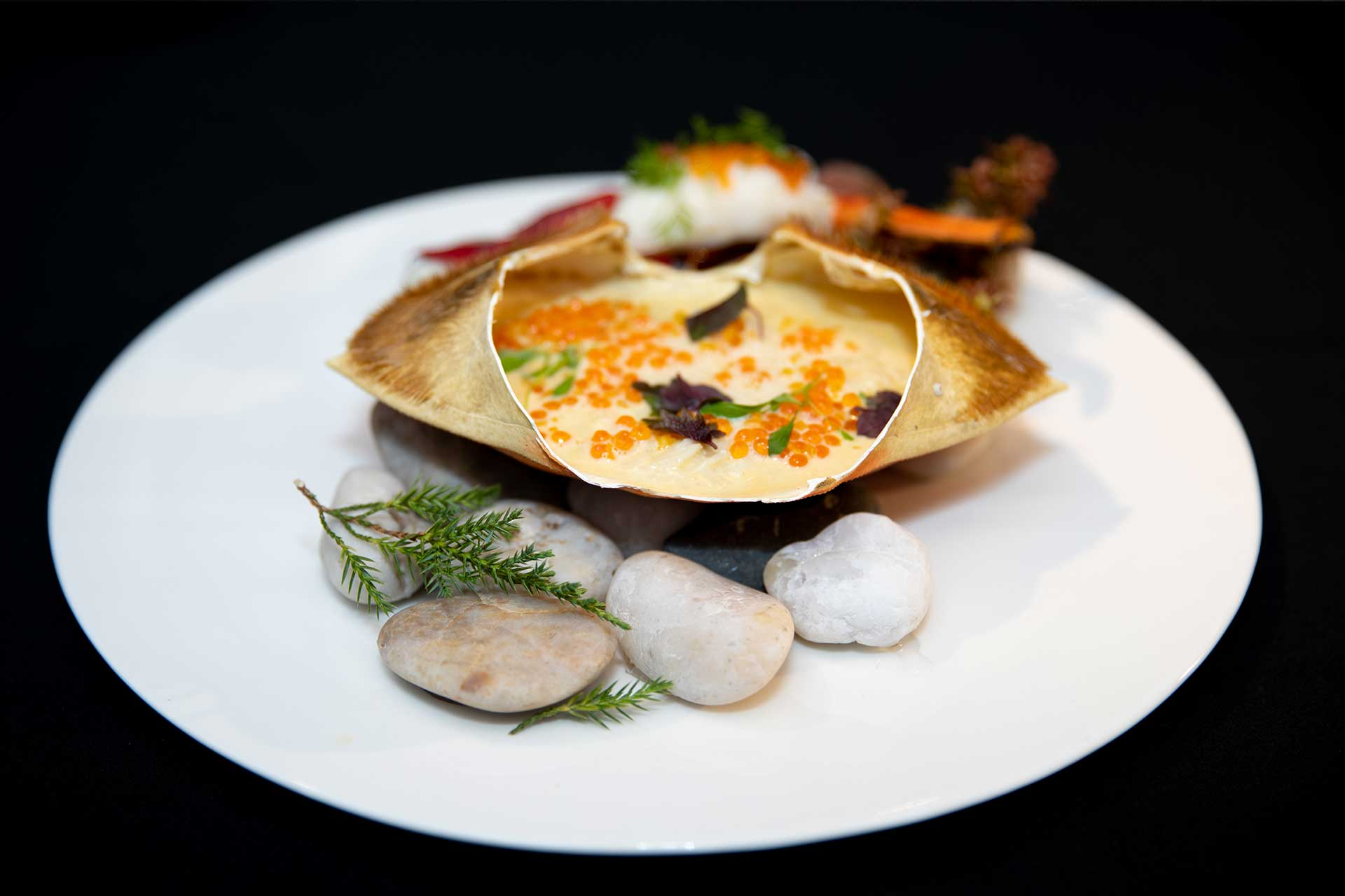 Marvin Palomo signature dish