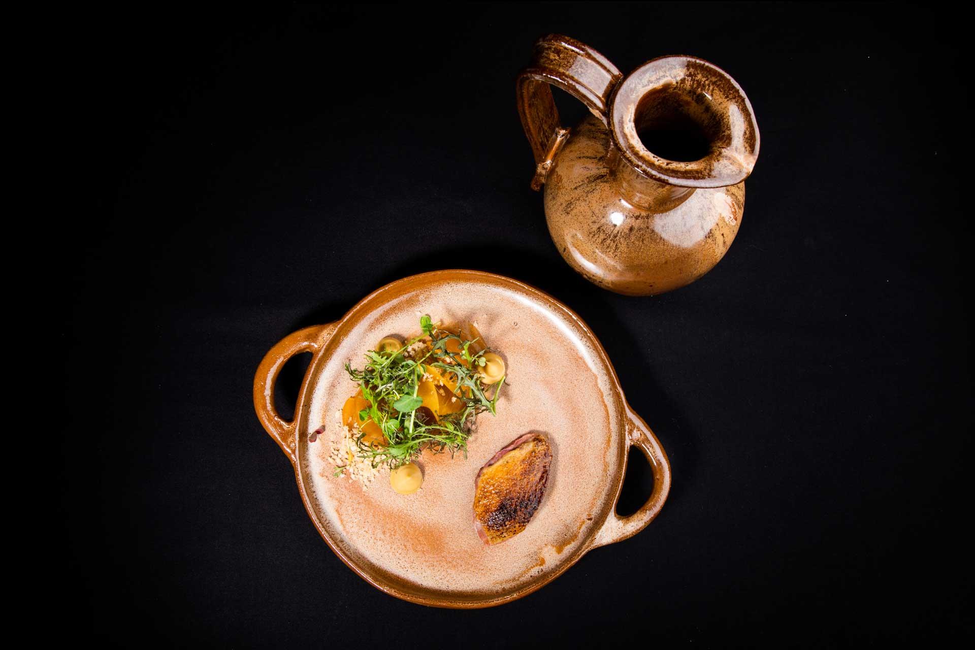Antonio Romano signature dish