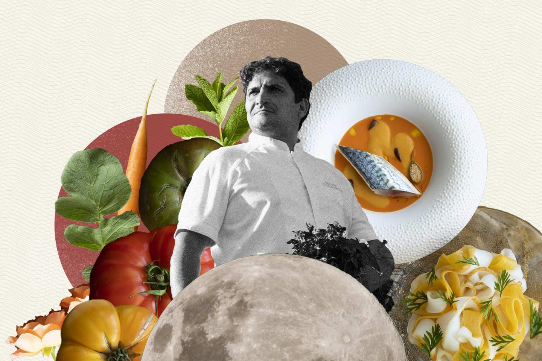 Mauro Colagreco_Lunar Menu