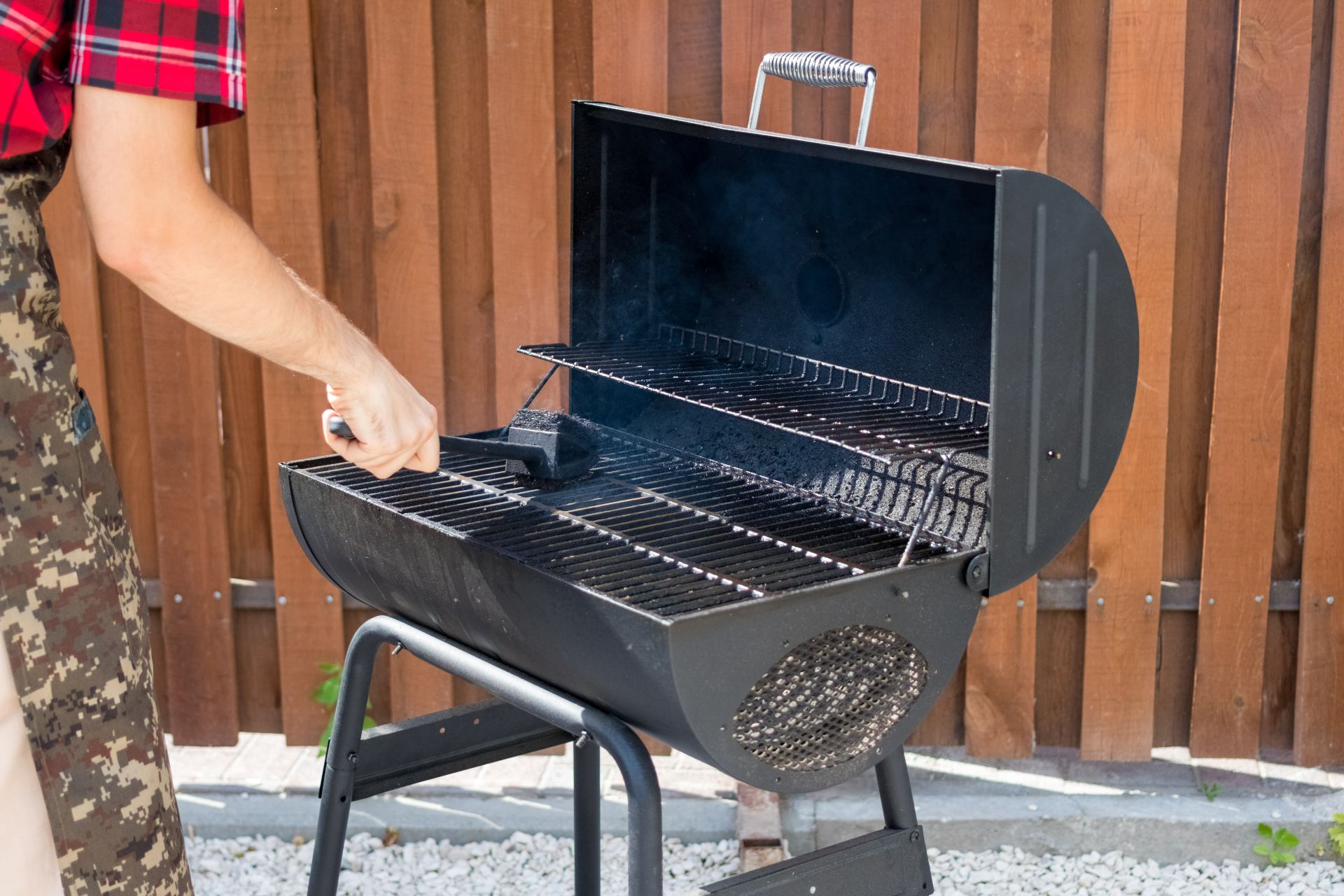 grill charbon