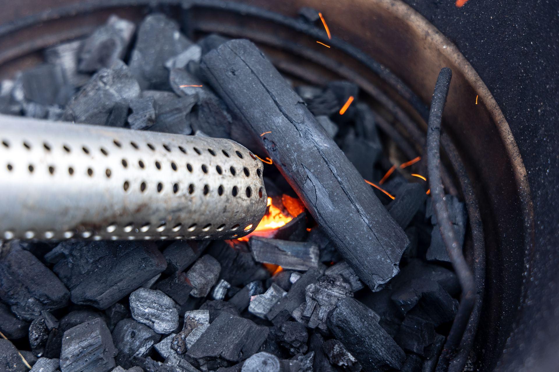 charbon électrique