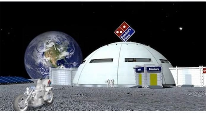 dominos-on-moon