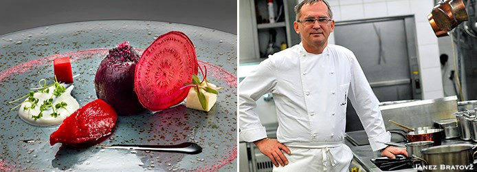 Slovenia Food and Restaurants | Janez Bratovz