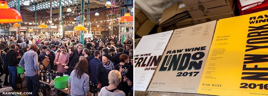 Raw Wine Fair in Berlin