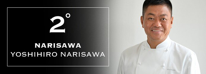 Asia's 50 Best Resturants 2016 | N.2, Narisawa