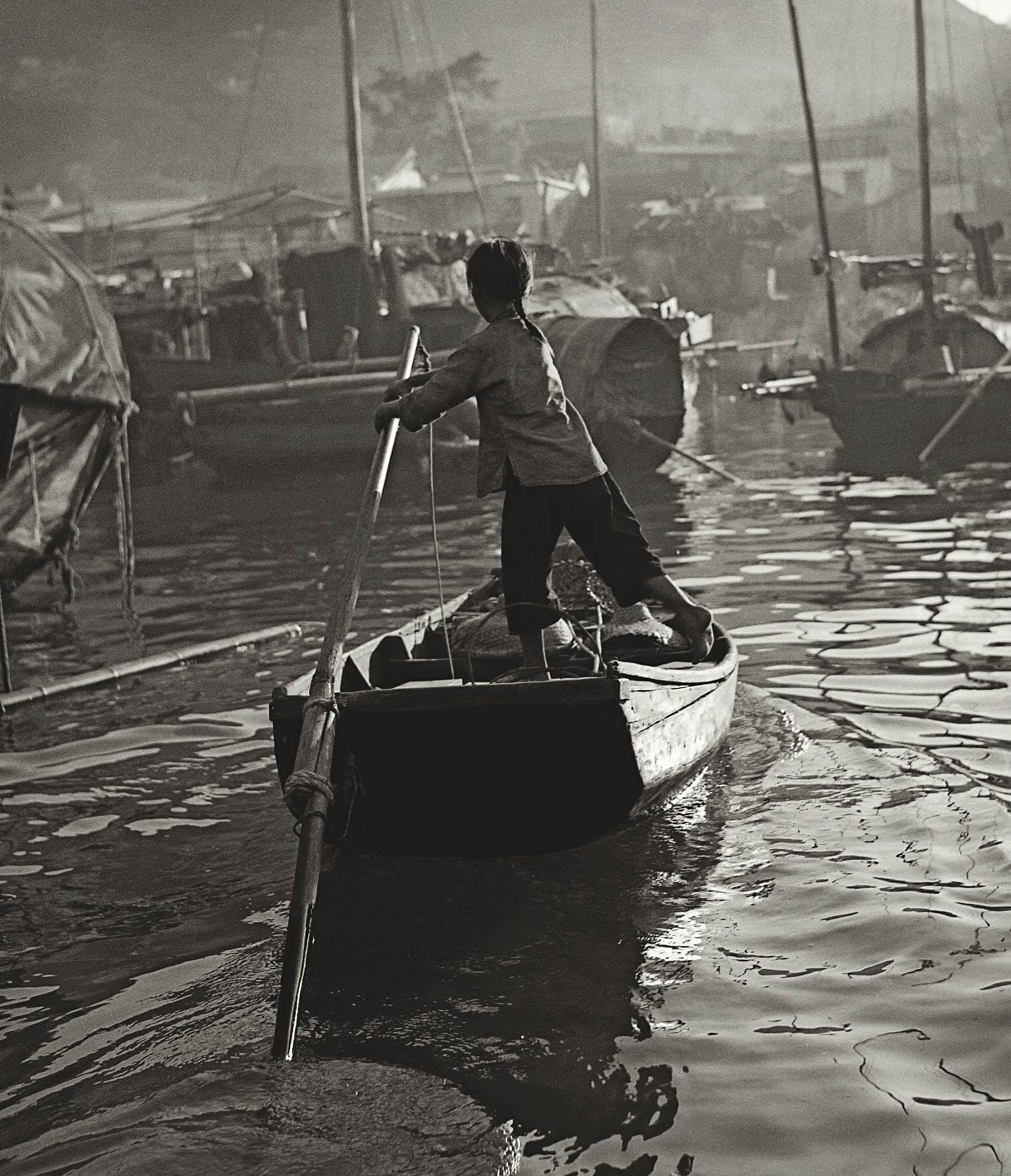 Fan Ho Exhibition | The Young Punter