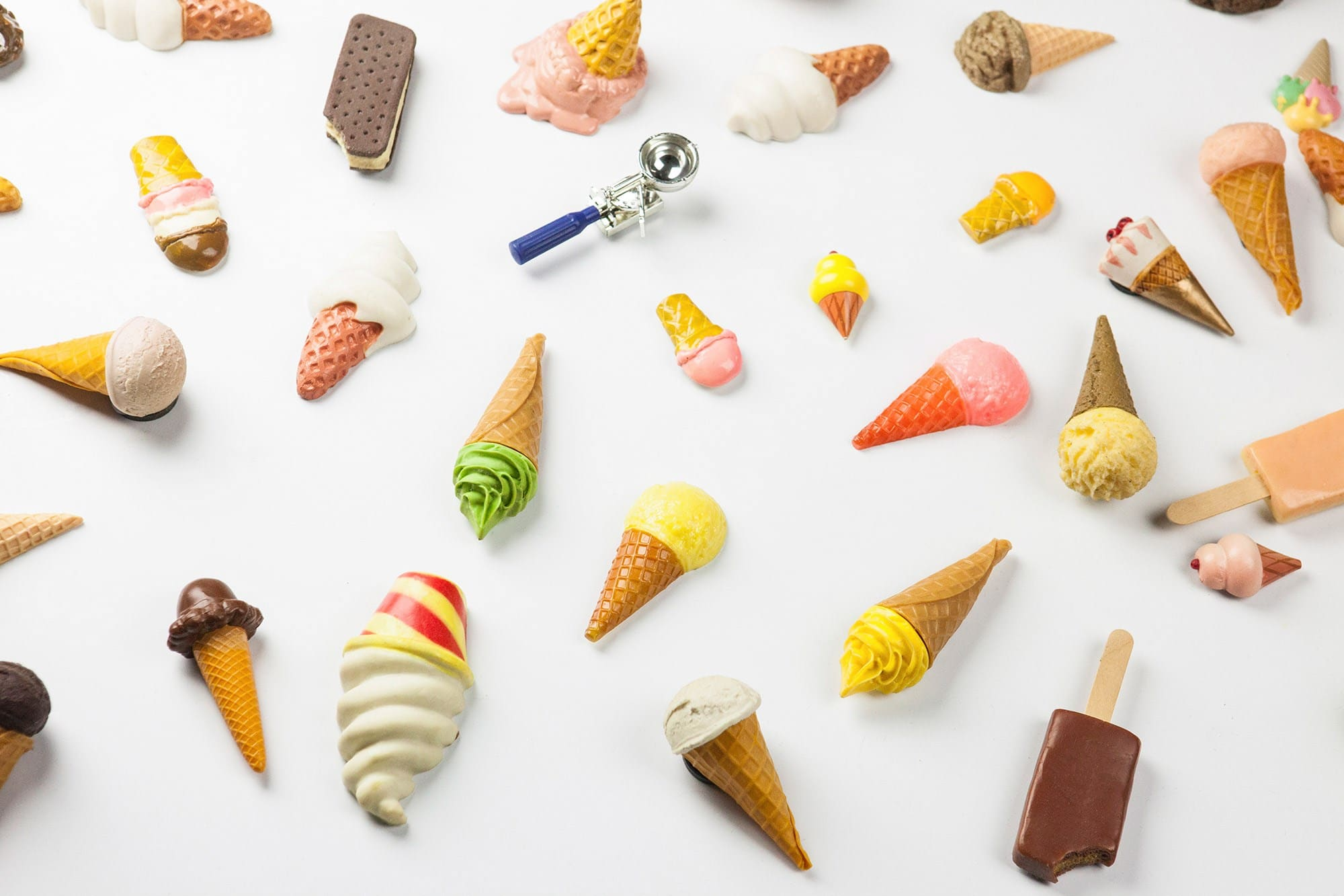 Scoop magnets | SCOOP: A Wonderful Ice Cream World
