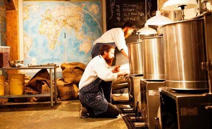 The Mast Brothers | Gourmet Chocolate Makers