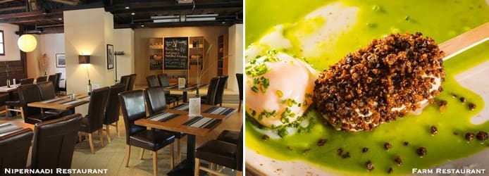 Tallinn Restaurants | Nipernaadi, Farm Restaurant