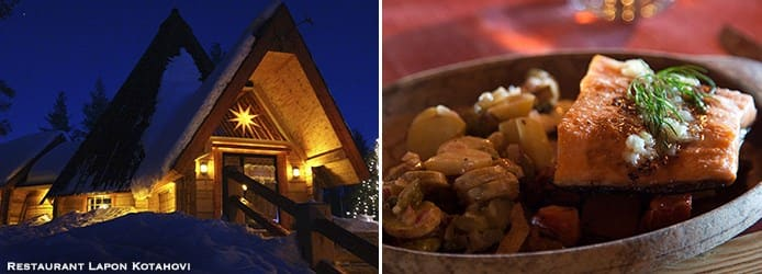 Lapland Best Food | Restaurant Lapon Kotahovi
