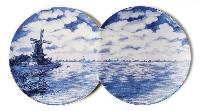 Multiple Plates by Maxime Ansiau | Landscape