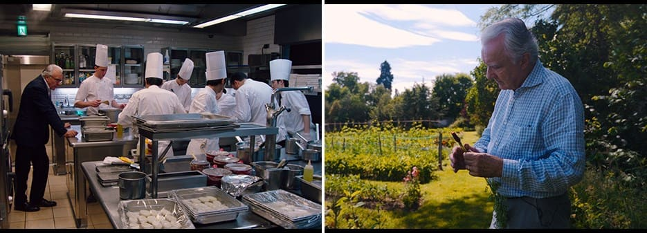 Alain Ducasse in Kitchen and Garden