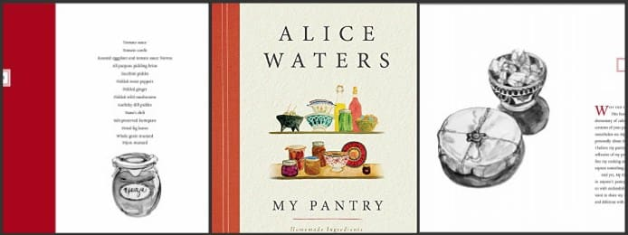 Alice Waters_My Pantry