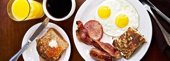 Breakfast Around the World | American Breakfast