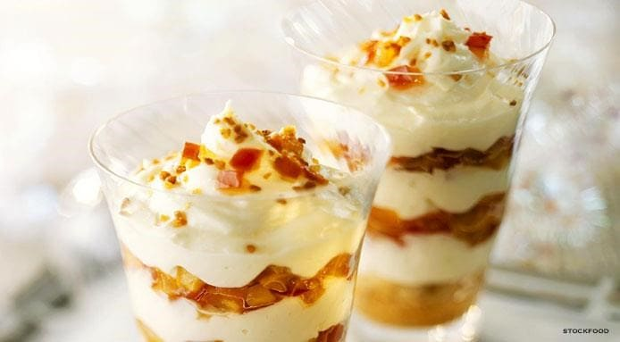 Apple Trifle