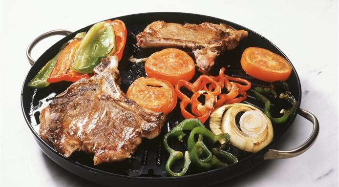 Argentinian Veal Cutlets