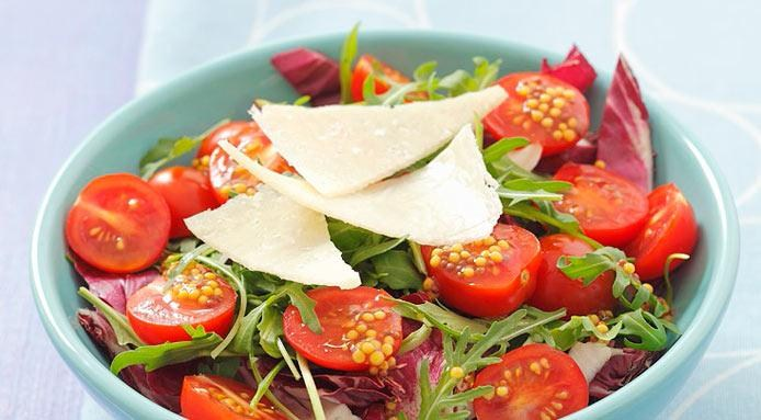 Arugula Tom Salad