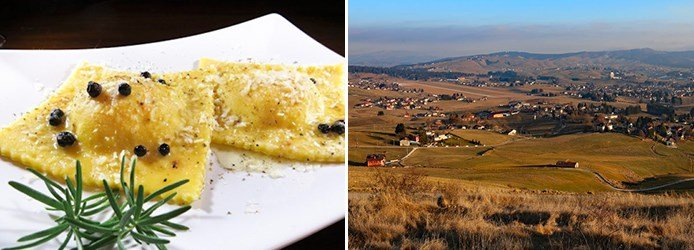 Asiago dumplings | The city of Asiago