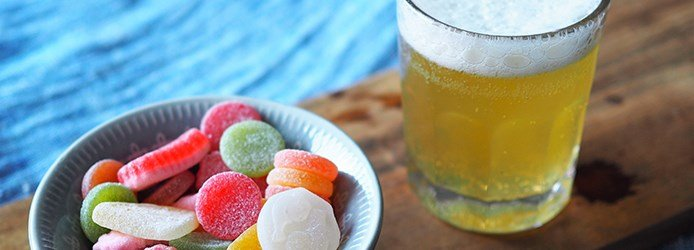 Beer and sweets paring