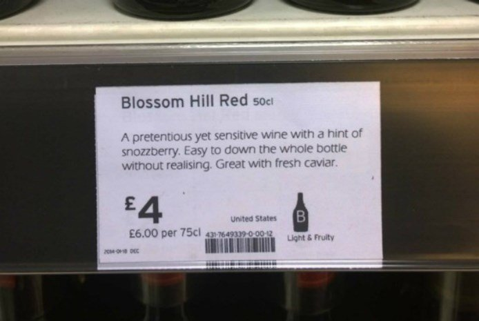 Blossom Hill Red