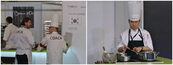Bocuse D'Or Asia Pacific_Chefs
