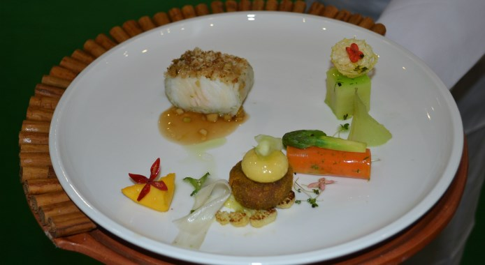 Bocuse D'Or Asia Pacific Fish Dish