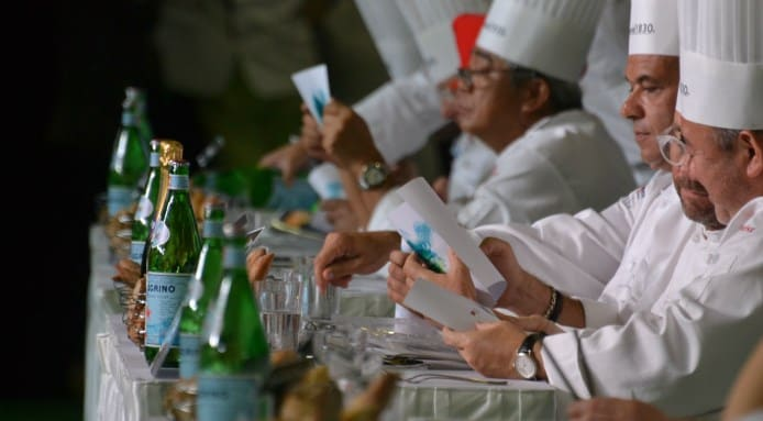 Bocuse D'Or Asia Pacific_Judges Day 2