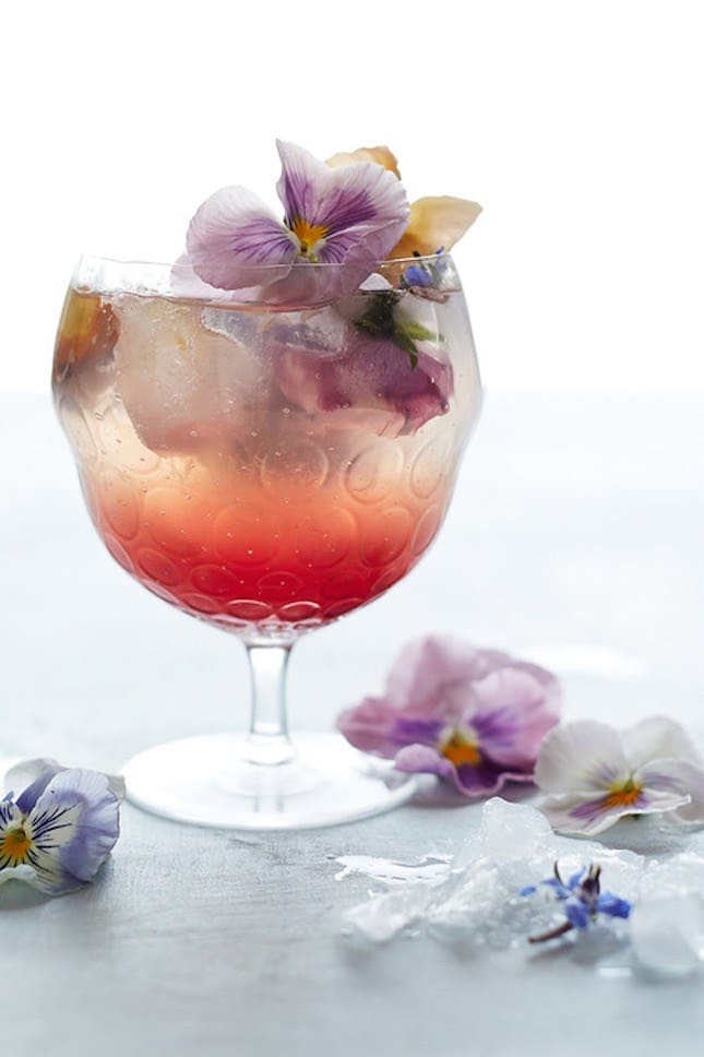 Borage-and-Pansy-Cocktail