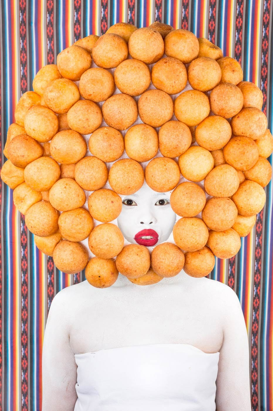 Buñuelos Colombianos | Cooking faces by Enora Lalet
