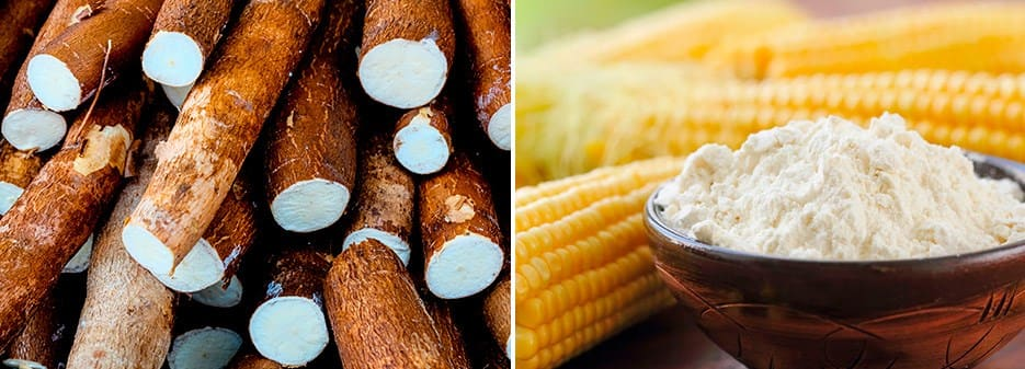 Cassava | Corn Starch