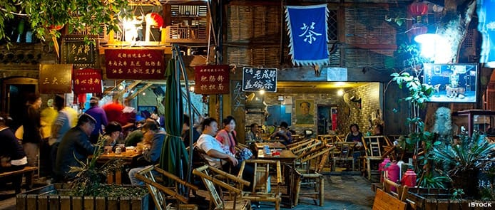 Where to eat in Chengdu